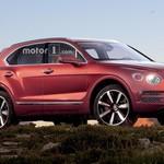 Bentayga Junior Siap Diperkenalkan Bentley