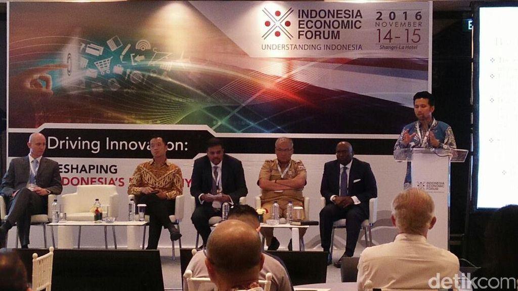 Bupati Trenggalek di Economic Forum: Infrastruktur Daerah Penting Genjot Ekonomi Lokal