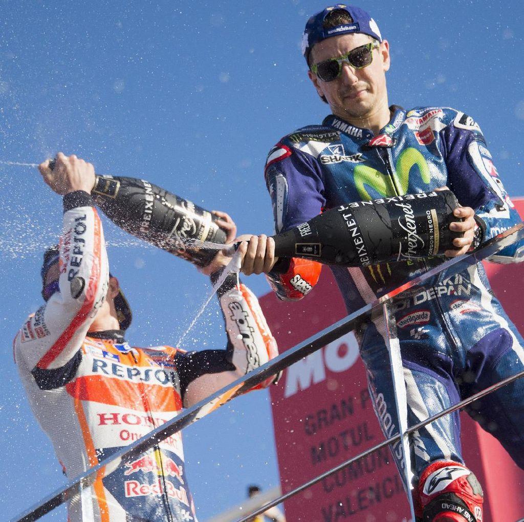 Marquez: Lorenzo Bakal Bagus untuk Ducati, tapi...