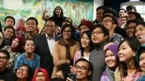 Di Belanda, Sri Mulyani Jelaskan Perkembangan Ekonomi Indonesia