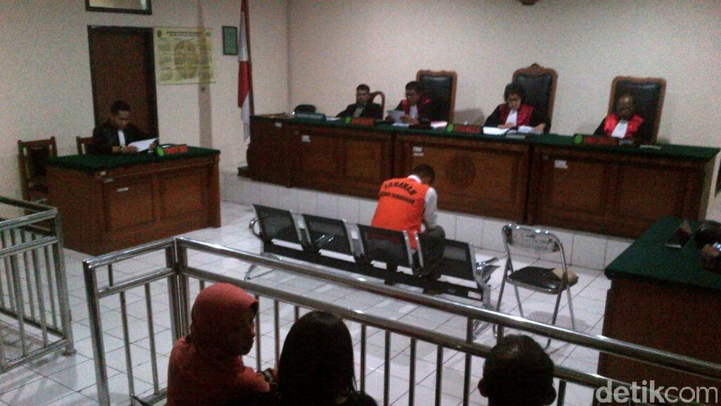 Kasus Sabu 97 Kg, 5 WNI Divonis 15 Tahun sampai Seumur Hidup