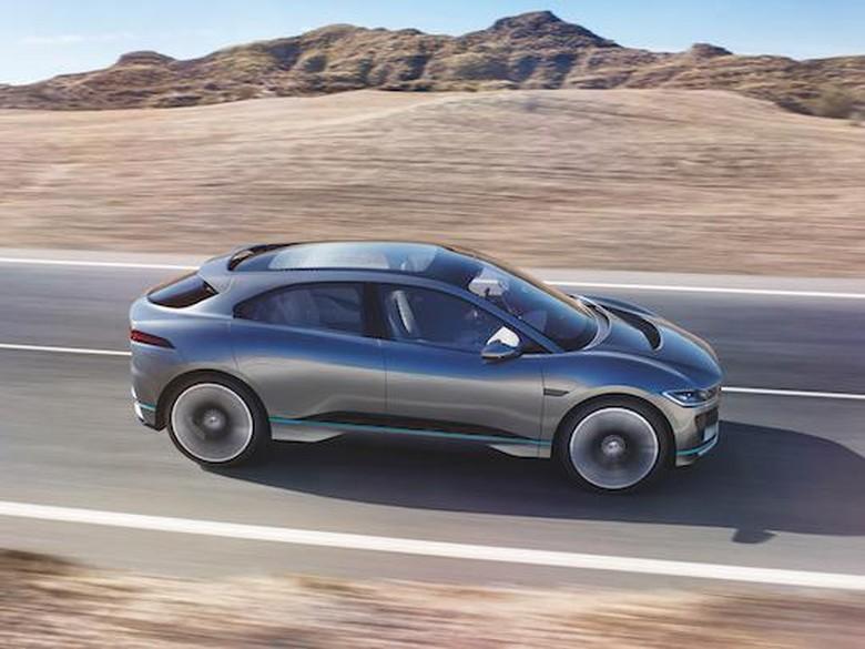 Bikin Mobil Listrik, Jaguar Serap 10.000 Pekerja Baru