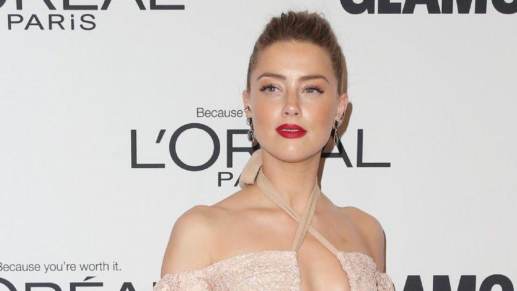 Amber Heard Dilarikan ke Rumah Sakit Saat Acara Gala