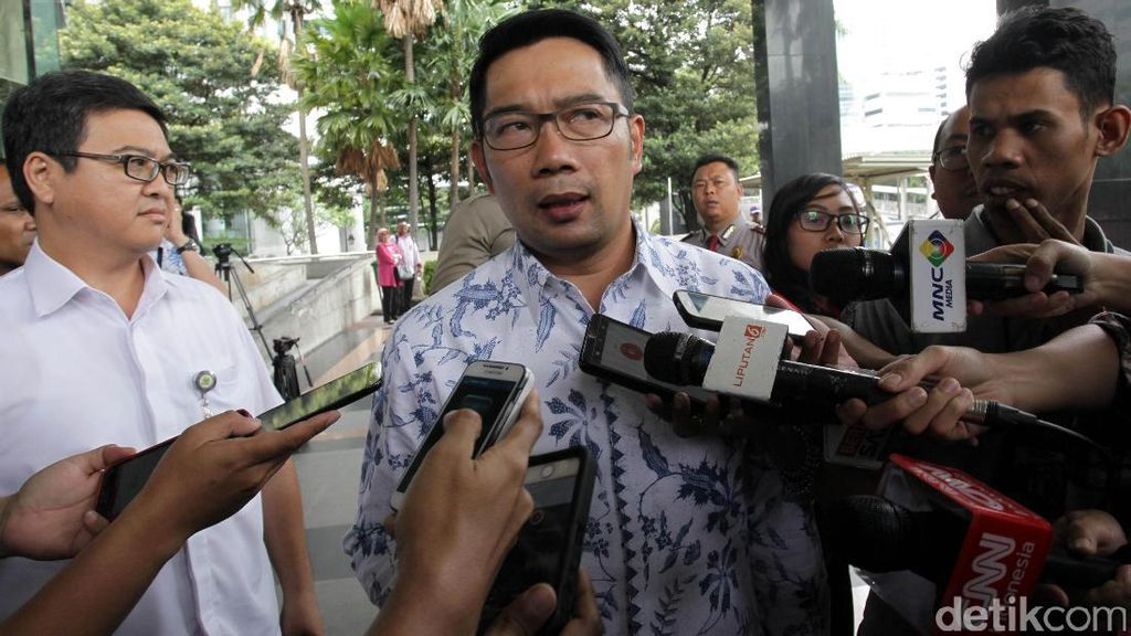 Ridwan Kamil Ajak Warga Bandung Deklarasi Hantam Hoax Besok