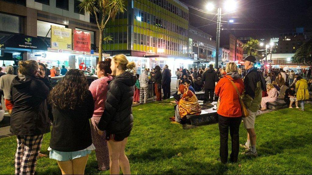 Kisah Orang Indonesia di Kawasan Terdampak Gempa di Selandia Baru