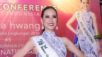 Cantiknya Felicia Hwang, Miss Best Dresser 2016