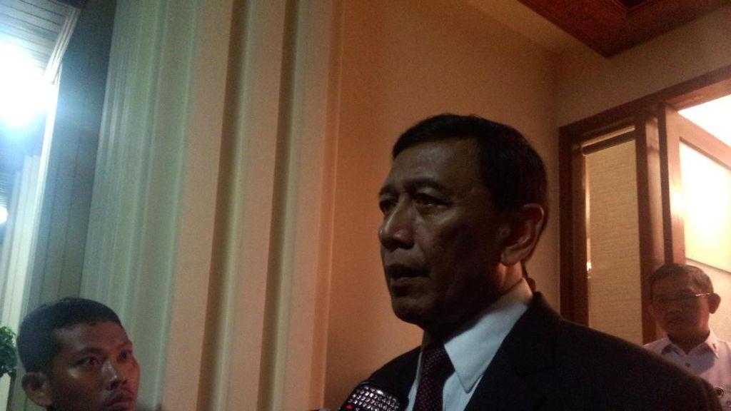 Menko Wiranto: Kritik Konstruktif Tidak Menimbulkan Kegaduhan