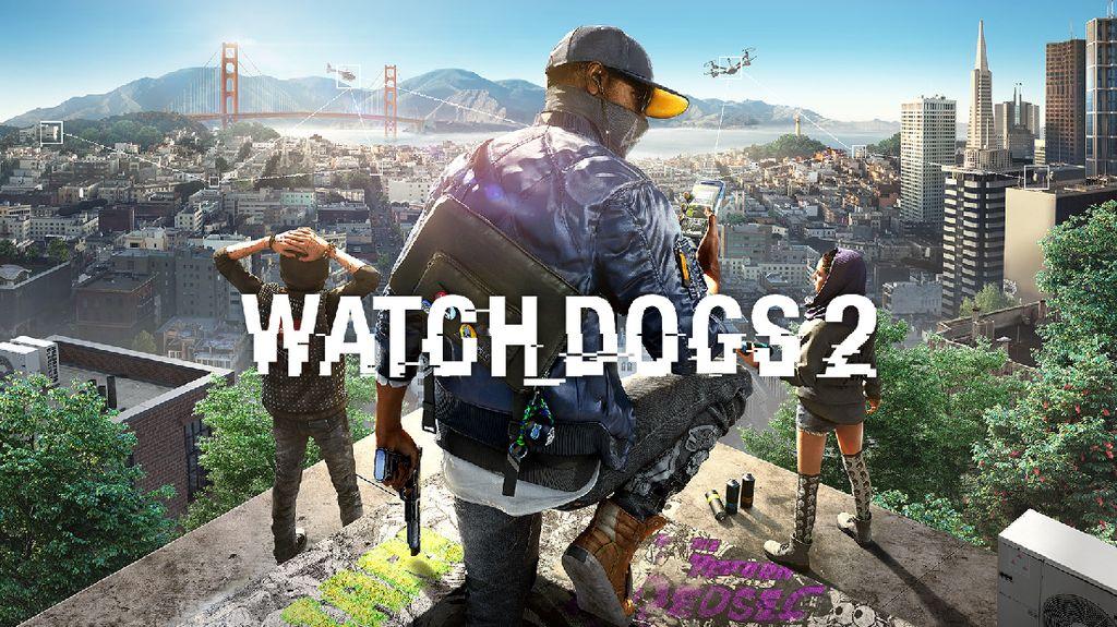 Watch Dogs 2, Penebusan Dosa dari Ubisoft
