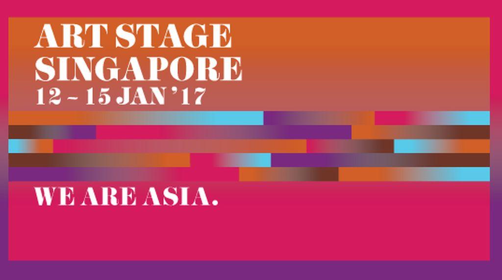 Art Stage Singapore Digelar 12-15 Januari 2017