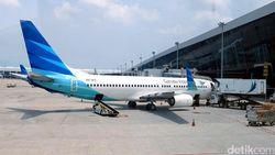 Pilot Garuda yang Cekatan Go Around Hindari Sriwijaya Diapresiasi