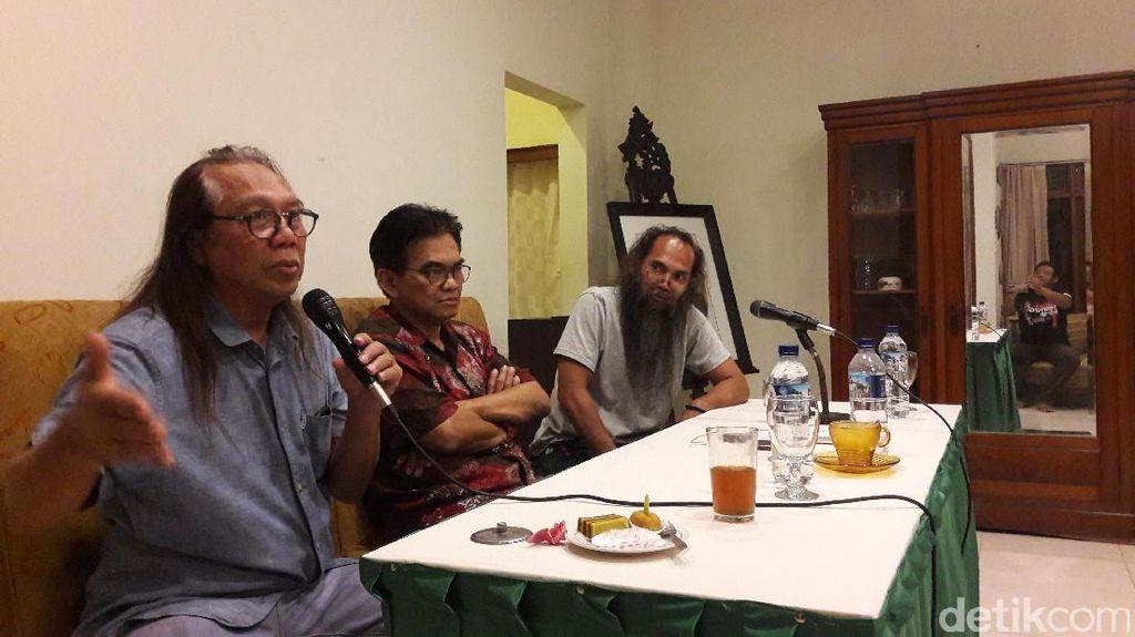 Sardono W Kusumo Kembali Gelar Fabriek Fikr di Eks PG Colomadu