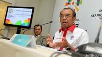 Asian Games 2018 Makin Dekat, Kelembagaan INASGOC Tak Juga Terang