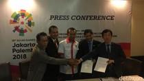 Panitia Asian Games 2018 Jalin Kerjasama dengan Perusahaan TI Korea