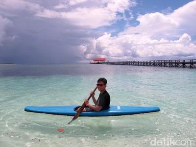 Lupakan Bali, Sembuhkan Rasa Kesal Kamu di Takabonerate