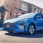 Hyundai Ioniq Ramaikan Pasar Mobil Otonom