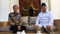 CSIS: Peluang Jokowi Vs Prabowo di Pilpres 2019 Cukup Besar