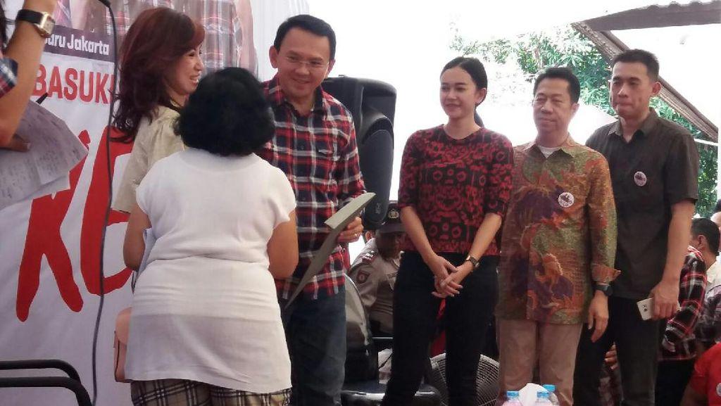 Dukung Ahok, Aura Kasih: Saya Orang Bandung Ber-KTP Jakarta