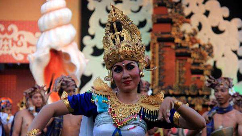 Meriah! Nusa Dua Fiesta Akan Berlangsung 9 Hari Nonstop di Bali