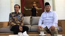 Soal Tudingan Jokowi Diktator, Prabowo: Saya Keseringan di Gunung