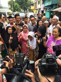 Cita-cita Sylviana Murni Jadikan Batik Betawi Go International