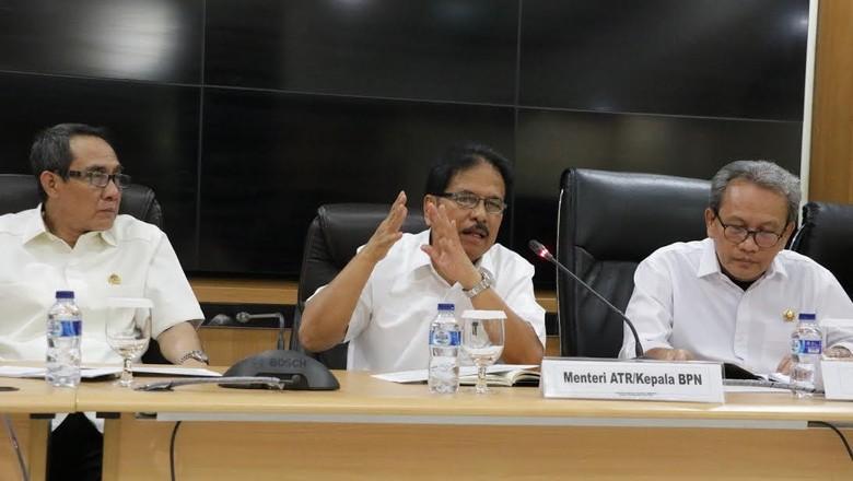 Menteri Agraria: Aksi Spekulan Tanah Picu Lonjakan Inflasi