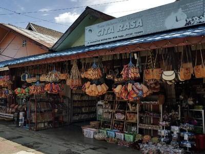 Belanja Oleh-oleh di Bengkulu, Ayo ke Daerah Anggut Atas