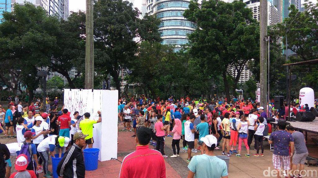 Meriahnya ToleRun untuk Rayakan Keberagaman dengan Berlari