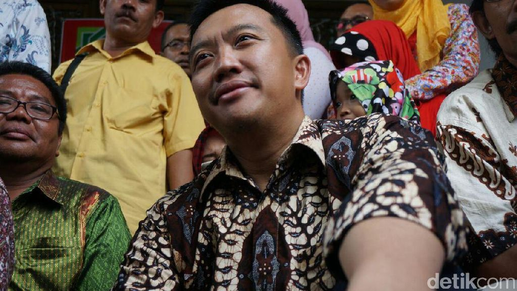 Bertemu Presiden Jokowi, Menpora Laporkan Perkembangan Asian Games dan Olympic Center