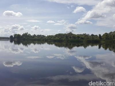 Dilarang Galau Kalau Main ke Danau Dendam Tak Sudah