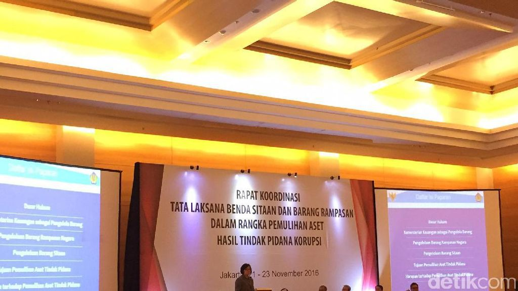 Di Depan Aparat Hukum, Sri Mulyani Jelaskan Tata Kelola Barang Milik Negara