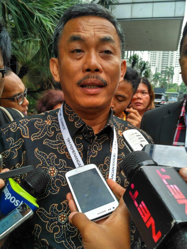 Timses Ahok-Djarot: Megawati Bertanya soal Kekalahan yang Jomplang