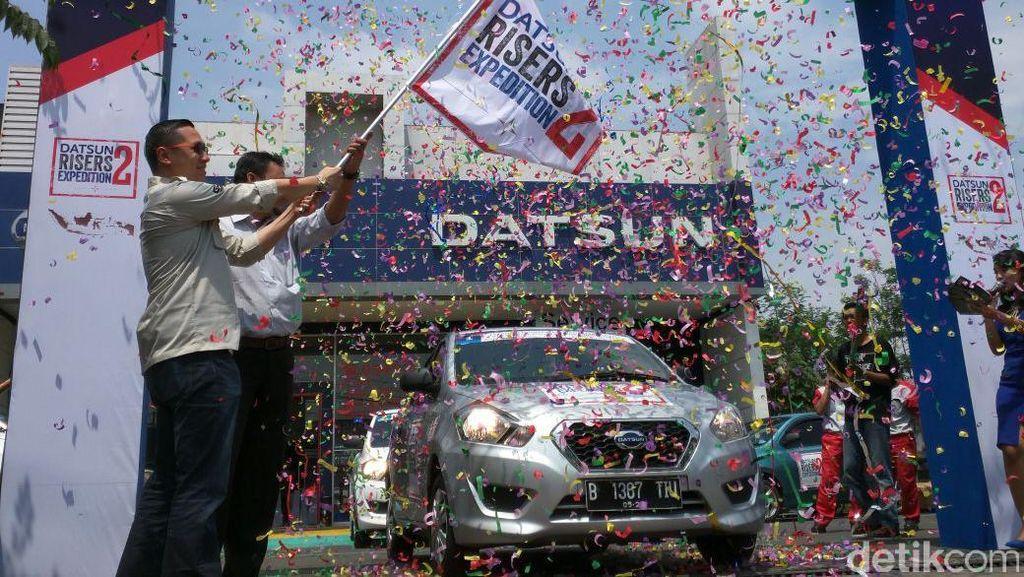 Datsun Risers Expedition 2 Siap Jelajah Malang