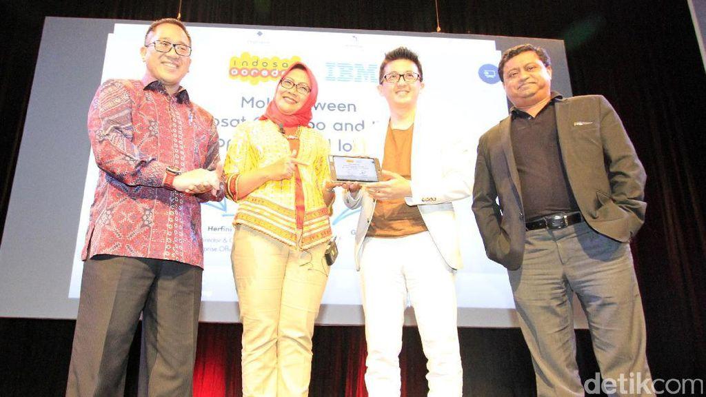 Indosat Ooredo Luncurkan Platform NEXThing