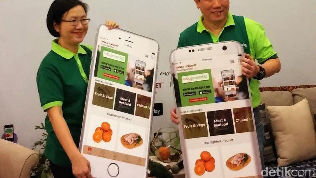 Belanja Sayur, Ikan dan Bumbu Kini Makin Praktis dengan Cara Online