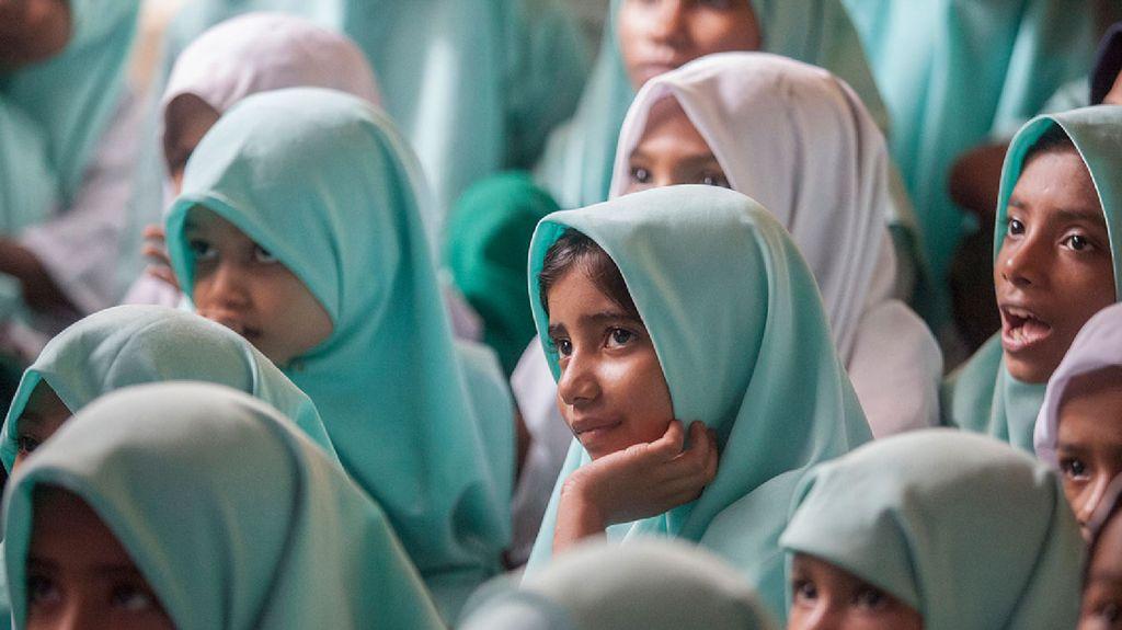 Kisah Rohingya Jadi Amerika