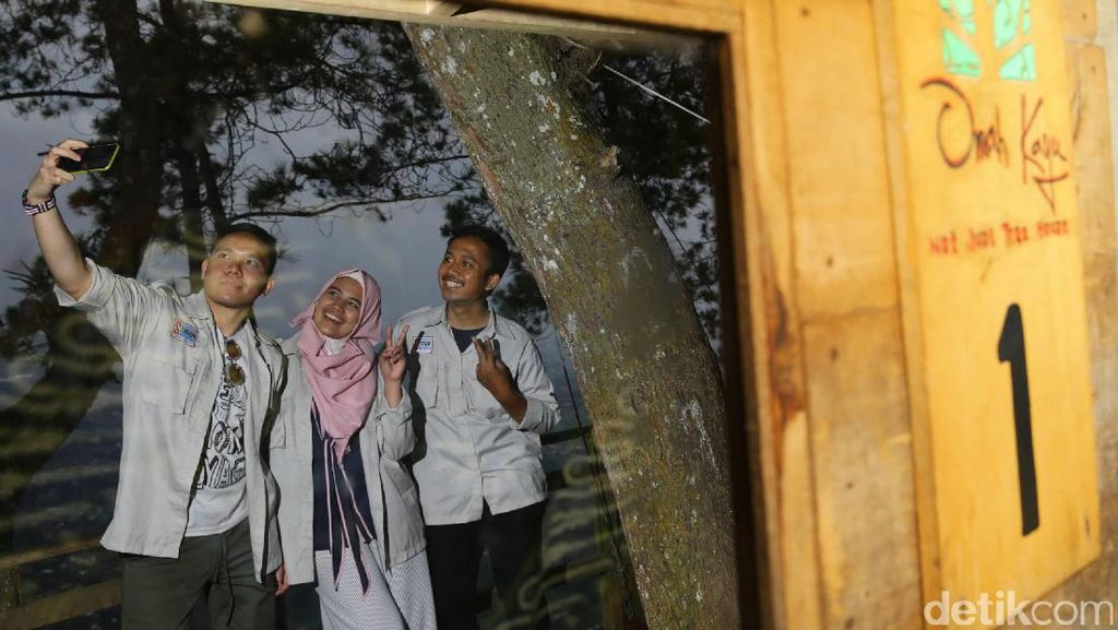 Santai Bareng Datsun Risers Expedition 2 di Paralayang dan Omah Kayu