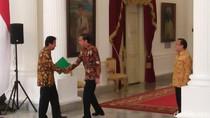 Ketum PPP: Para Pemimpin Negara Rukun Bahas yang Ringan-ringan