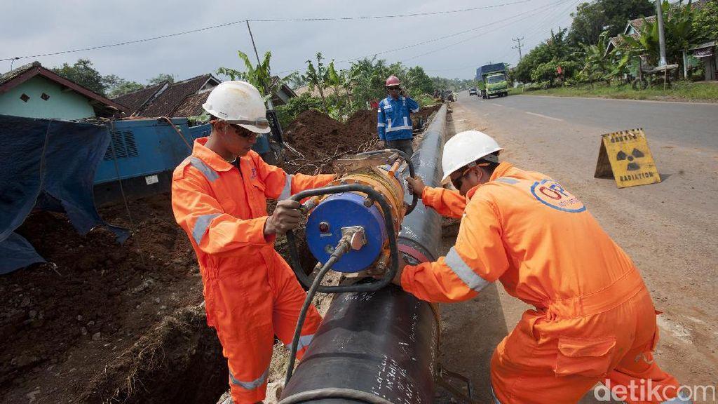 Arcandra Ajak Pemda Dukung Program Jaringan Gas