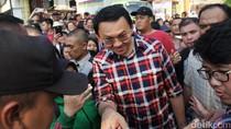 Ahok soal Transportasi DKI: MRT Sudah 65%, Sekali Jalan Angkut 1.950 Orang