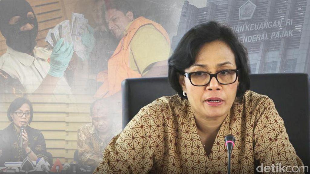 Sri Mulyani: Saya Harus Minta Maaf ke Publik Karena Ada Staf Terima Sogokan