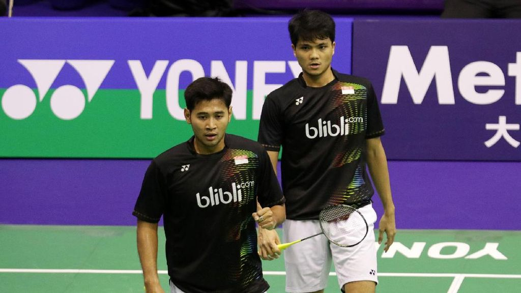Bawa 16 Pemain, PBSI Targetkan Semifinal di Piala Sudirman Asia
