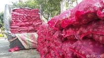Polda Sumut Gagalkan Penyelundupan 18 Ton Bawang Merah Asal India