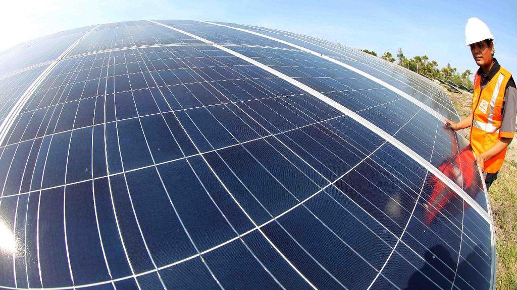 PLN Buka Tender Proyek PLTS di Sumatera, Totalnya 168 MW