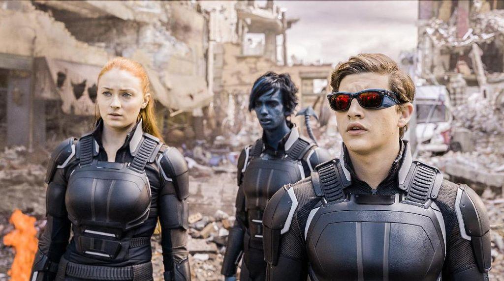 Tahun 2018, Fox Siap Rilis Dua Film X-Men