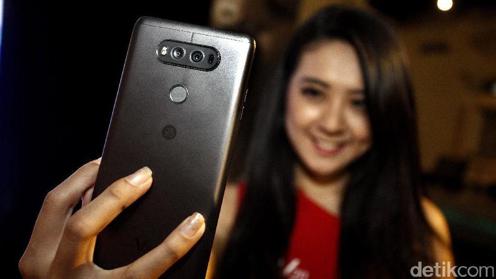 LG Klaim V20 Laris Manis di Masa Pre Order