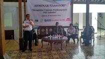 Pendukung dan Pemprov DKI Bahas Prestasi Ahok di Jakarta