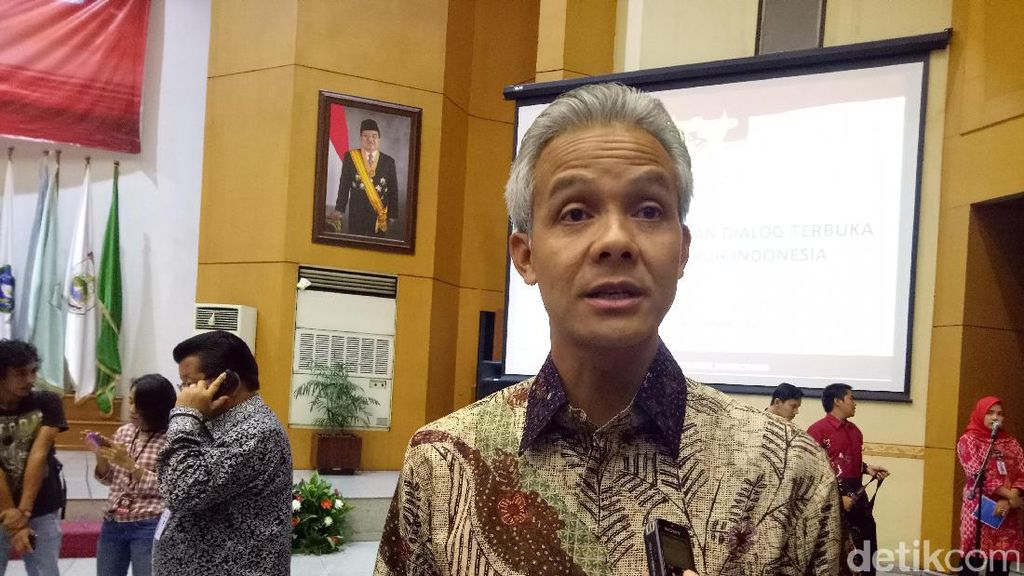 Gubernur Jateng Pastikan Pabrik Semen di Rembang Bisa Beroperasi