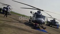 Sinyal ELT Heli TNI AD yang Hilang Kontak di Kaltara Terdeteksi