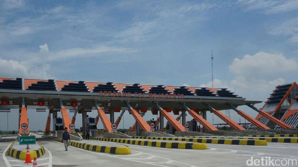 Proyek Tol Mojokerto-Kertosono Dikebut untuk Jalur Mudik Lebaran