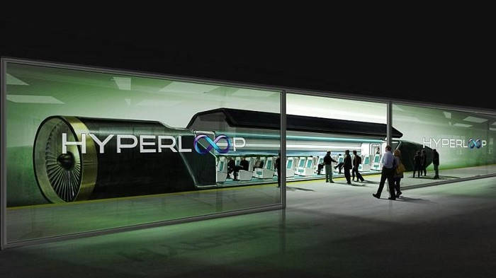 Foto: Hyperloop